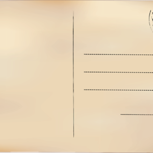 Designing postcards