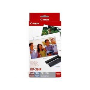 Postcard Paper Canon KP-36IP