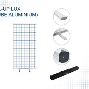 Roll-up LUX 200x200cm