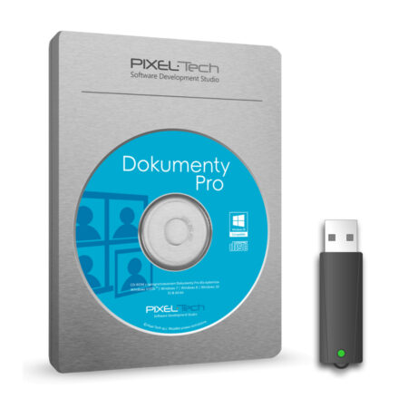 Documents Pro 8 BOX with key in the USB stick, 12-month subscription