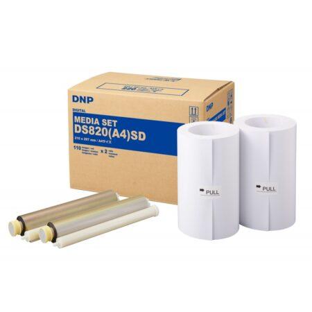 Paper DNP DIGITAL 205 DS820 A4 220 pcs