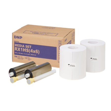 Paper DNP DS-RX1HS 4x6 1400