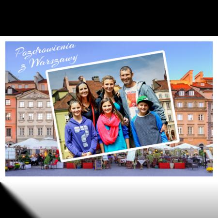 Postcard from Kiosk