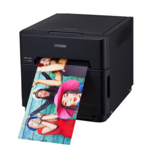 Citizen CZ-01 dye sublimation printer